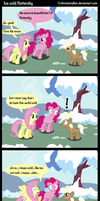 ice cold fluttershy by Coltsteelstallion
