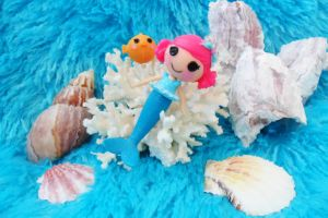 Under Water fantasy Lalaloopsy by NamineEveningLight