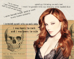 Abbie Cornish Wallpaper by larissarainey