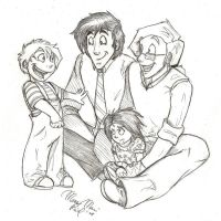 Family by Alrunerod