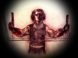 Sweeney Todd by HarleyQuinz
