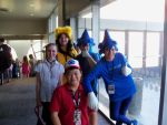 Group pic at SacAnime :Aug 2013: by shadica225