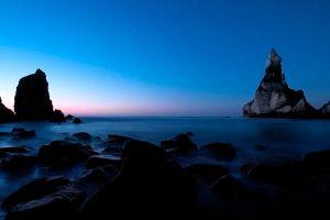 Twilight Seascape by xGLSMx