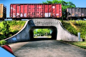 Rail Cars by TheDevlyn