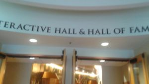 The Red Rocks interactive hall and hall of fame by mylesterlucky7
