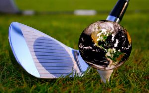 Golf Anyone ? by MindStep