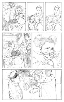 A Thankless Job pg 4/5 by AaronTP