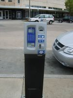 Digital Parking Meter 2 by FhynixPhotos