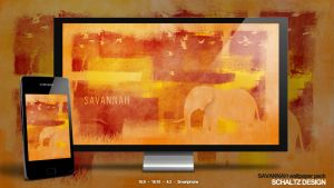 Savannah Wallpaper Pack by schaltzdesign