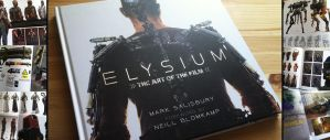 Art Book Review: Elysium by ConceptCookie