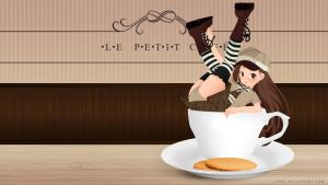 Le Petit Cafe by Lunai