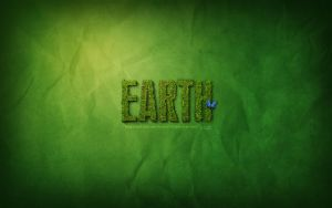 EARTH by wellgraphic