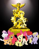 Mane 6 The Next Generation by Odiz