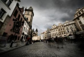 streets of Prague 3 by almiller
