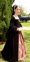 Tudor Gown 2 by CenturiesSewing