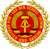 National People's Army DDR by ShitAllOverHumanity