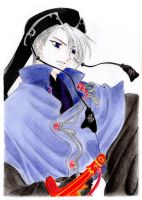 Hatori Sohma by catherineavu