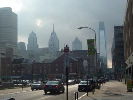 Philadelphia 6 by raindroppe