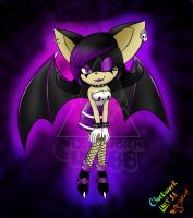 Nightmare the Bat -Request by Clockwork-Lady-88