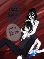 Jane,Stahp. by CissaBabes21