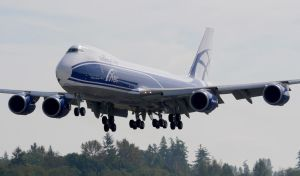 Boeing 747-8F ABC Cargo by shelbs2