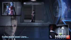 ME2 - Come back soon Liara by JohnnyDepp-Fan