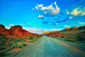 Valley of Fire I by markroutt