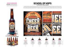 MAXIM oct.09 beer illustration by CHIN2OFF