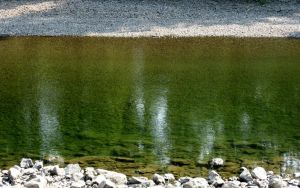 Green as the River by paleoichneum