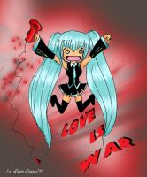 Love is war by laito-laetus