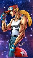TerryBogard COLORED by lazer22
