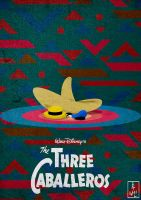 Disney Classics 7 The Three Caballeros by Hyung86