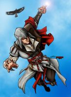 Assassins Creed by DeathRattleSnake