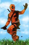 Deadpool by crow110696