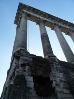 Roman Ruins by WindsweptSpirit