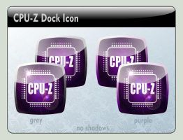 CPU-Z Dock Icon by LustaufMeer
