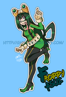 Froppy Asui by gh07