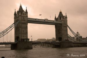 Tower Bridge by NTamura