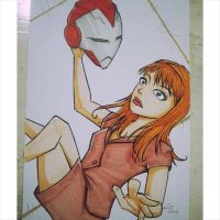 07 Pepper Potts by kaicastle