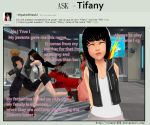 : A S K : The origin of the name Tifany by tifany1988