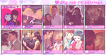Top 10 Hetero Couples by touch-of-jade
