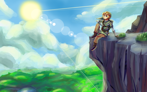 Skyward Sword by Daboya
