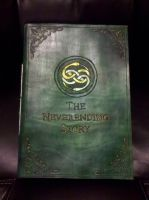 Neverending Story Journal by MaiseDesigns