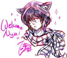 Welcome Nya by dairytea