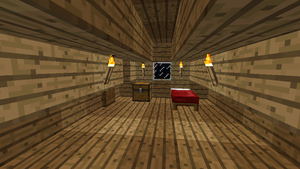 mincraft cabin pic3 by niko400