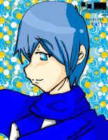 .:Vocaloid-Shion Kaito:. by ibitecandy