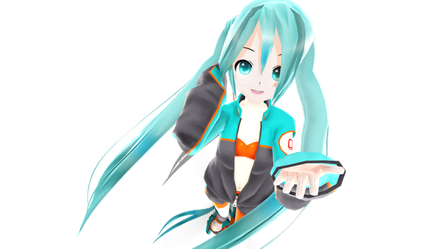 ::NEW VIDEO:: miku hatsune by Chocolate-Mints