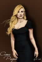 Anna Paquin_digital art by kirabeast