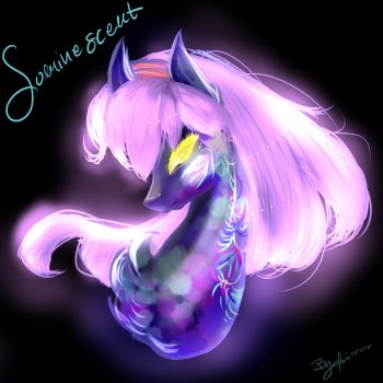 [ART TRADE]Luminescent by AionSweetMe