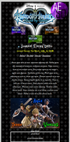 Kingdom Hearts Birth By Sleep Journal CSS by AESD